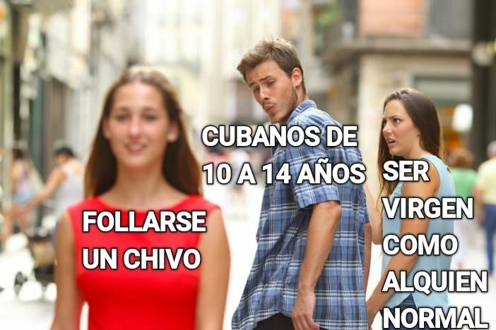 Sean Normales Ostias :son: - meme