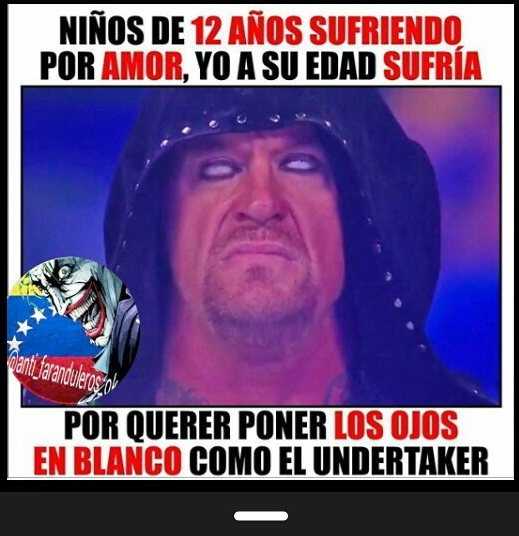 Pinshi undertaker :v - meme