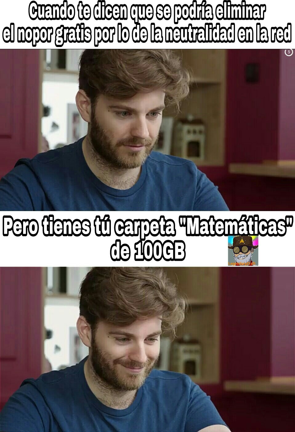 Entendamos la referencia - meme