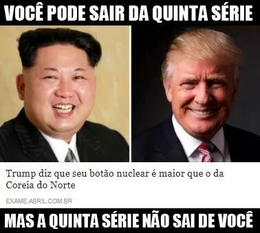 Kin John Trump - meme