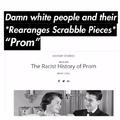 damn white people