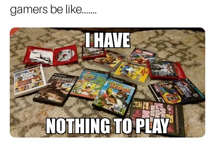 #gamersbelike..... - meme