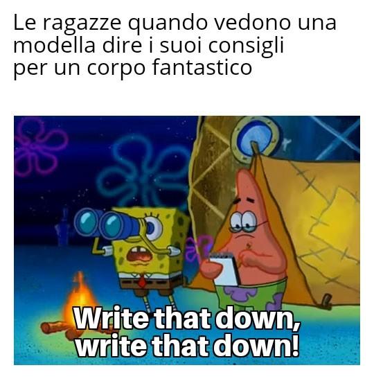 Scrivi!!! - meme