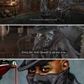 Just Bloodborne