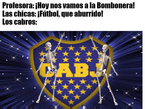 BOKITA EL MÁS GRANDE PAPAAAAAA - meme