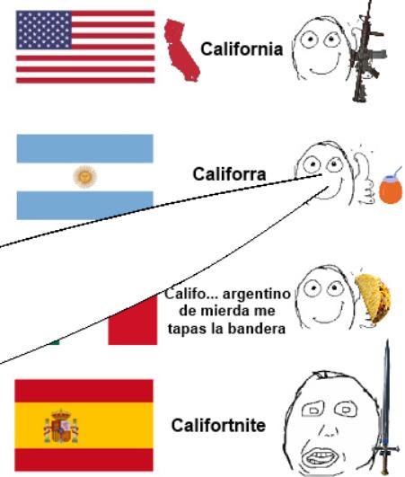 resubi3 porque los españoles se ofendieron y lo borraron - meme