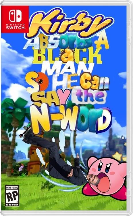Ok Kirby - meme