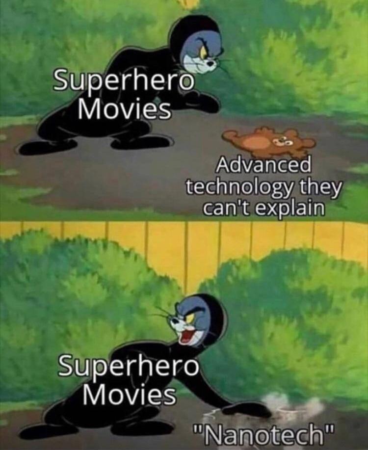 my weiner is nanotechnology - meme