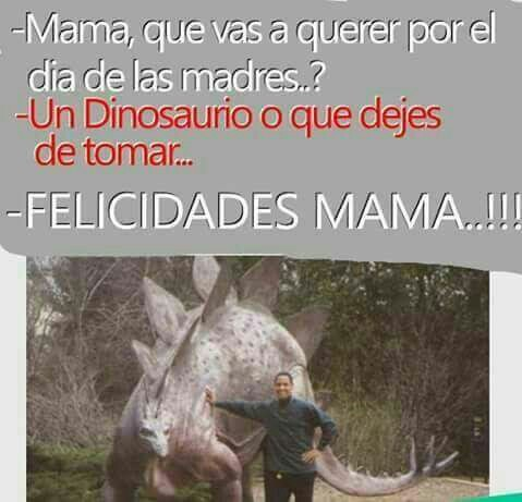Mother of dinosaur - meme