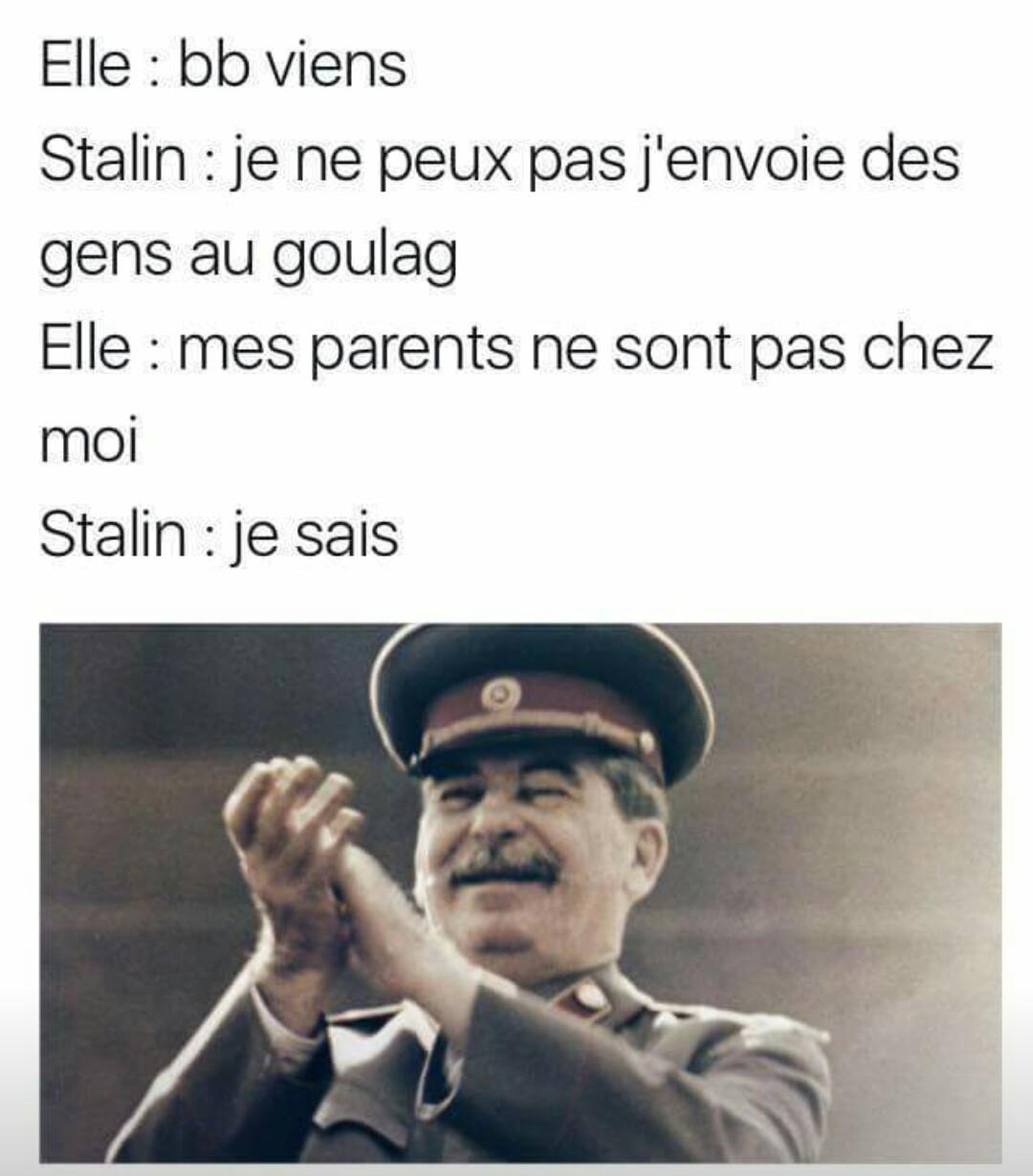 RT Si t'es communiste - meme