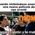 Nickelodeon se volvio una m***da en estos ultimos años