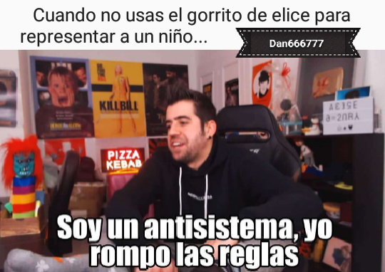 Tipico gorrito - meme