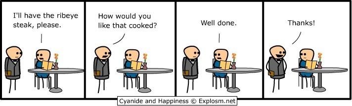 Cyanide - meme