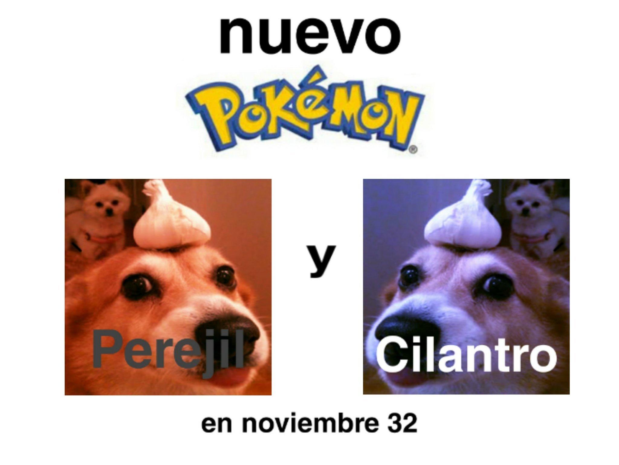 Pokémon - meme