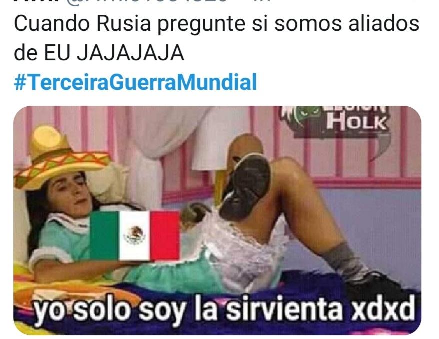 México inmune momento - meme
