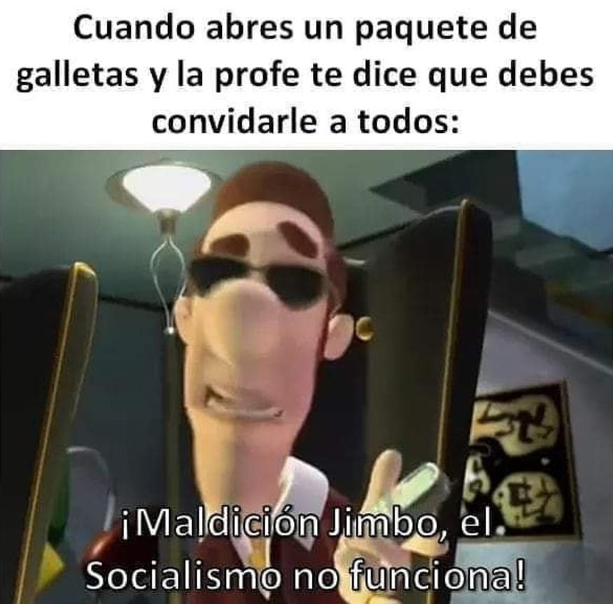 A Tito Stalin no le gusta esto - meme