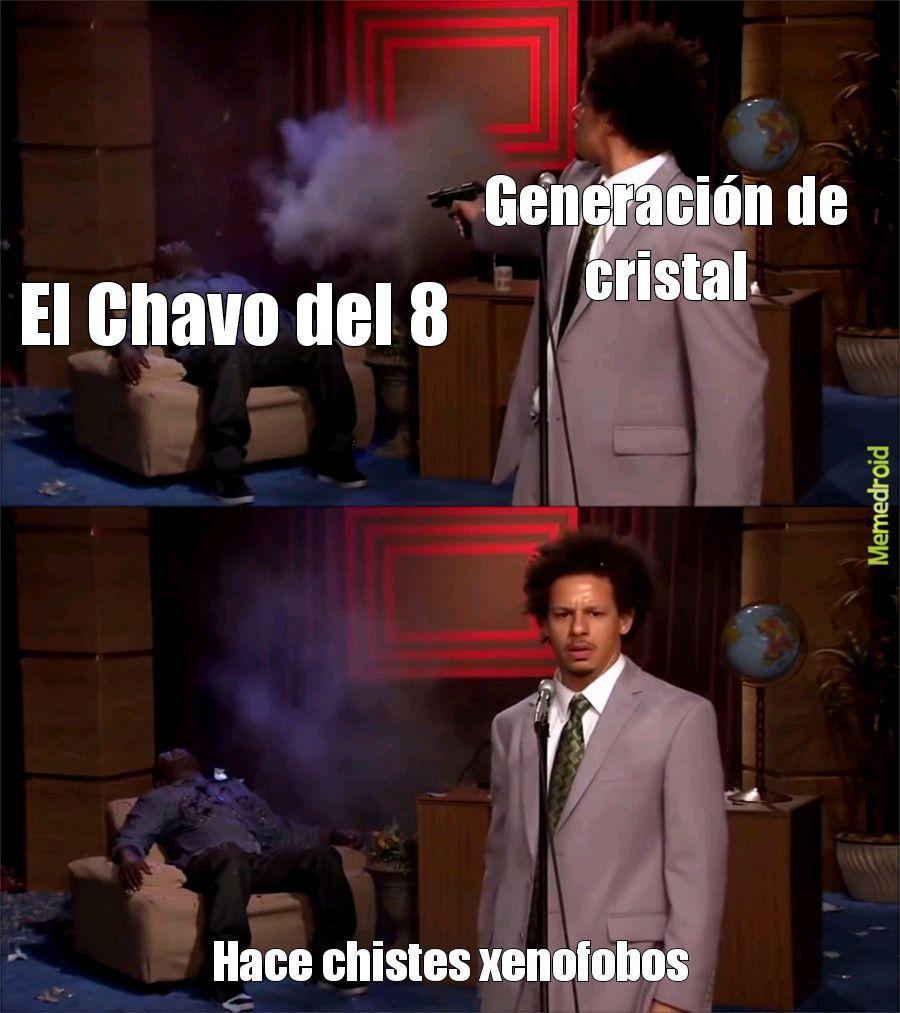 Malditas idiotas - meme