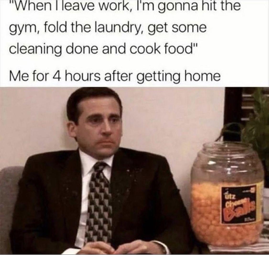 I'm 19 and I live like this - meme