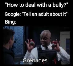 Grenades! - meme