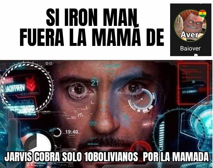 La mama de baiover - meme