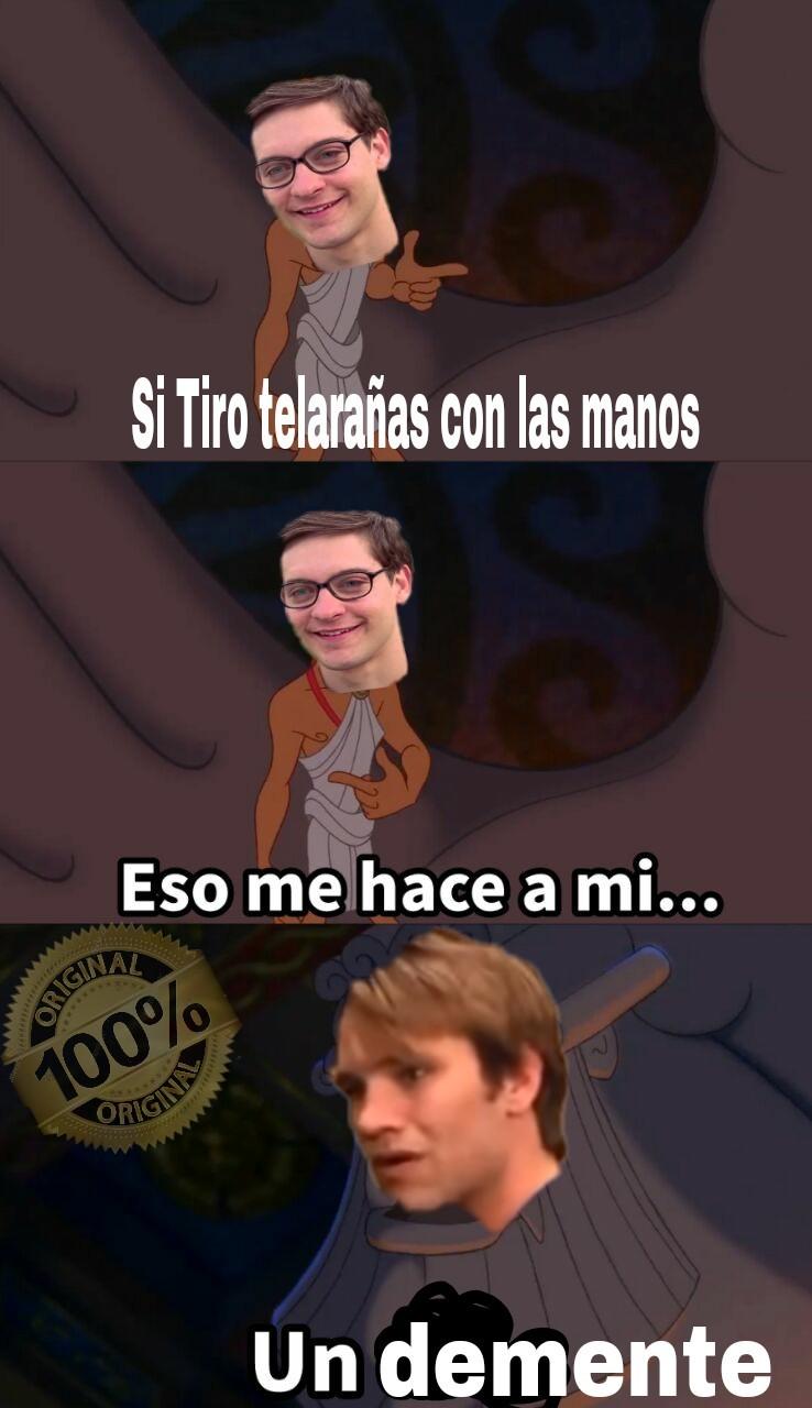 Demencia - meme