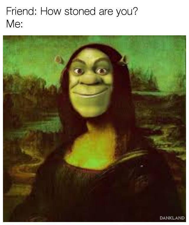 shrekt - meme