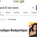 Nicki minaj full name = nickleback minaj