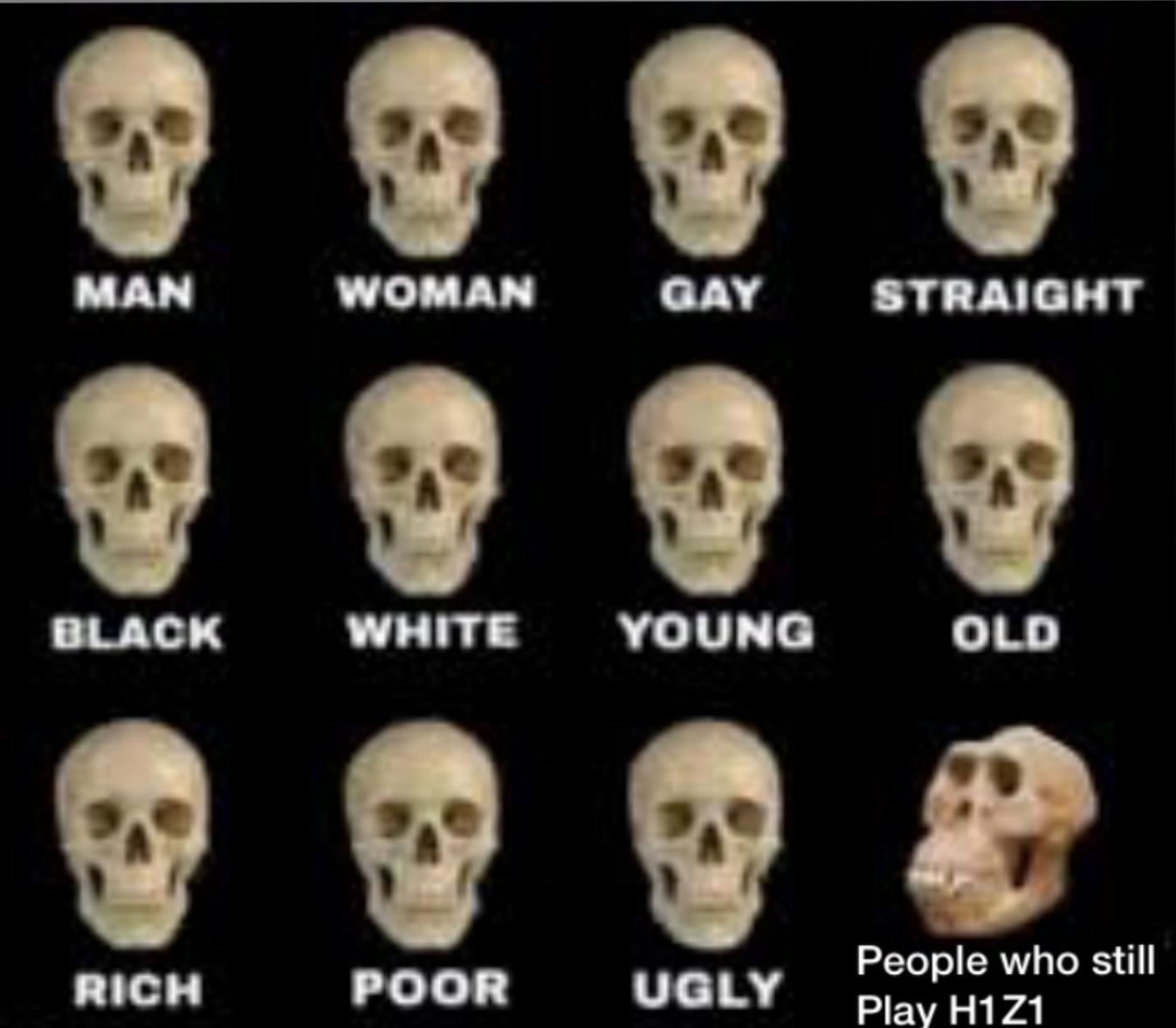 H1Z1 died long ago - meme