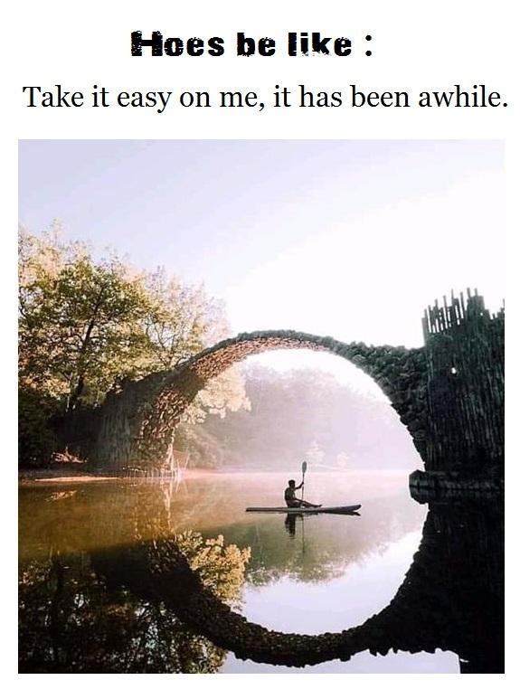 Please be gentle - meme