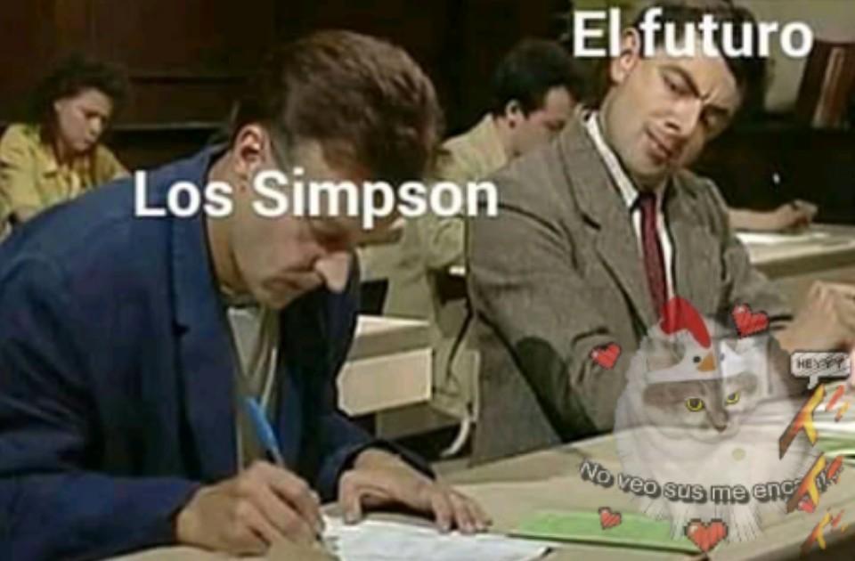 A veces el futuro si puede estar escrito xd - meme