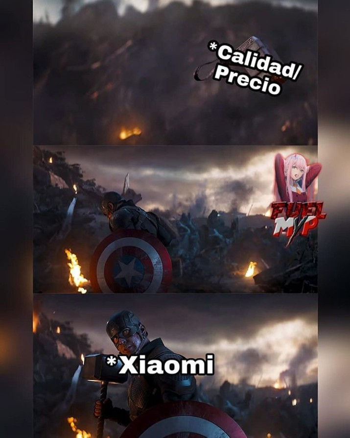 Xiami - meme