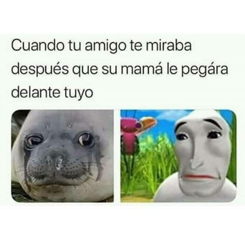 Jajajaja me pasó - meme