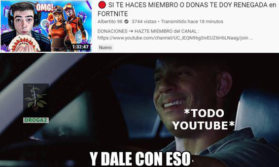 El video lo puso en privado - meme