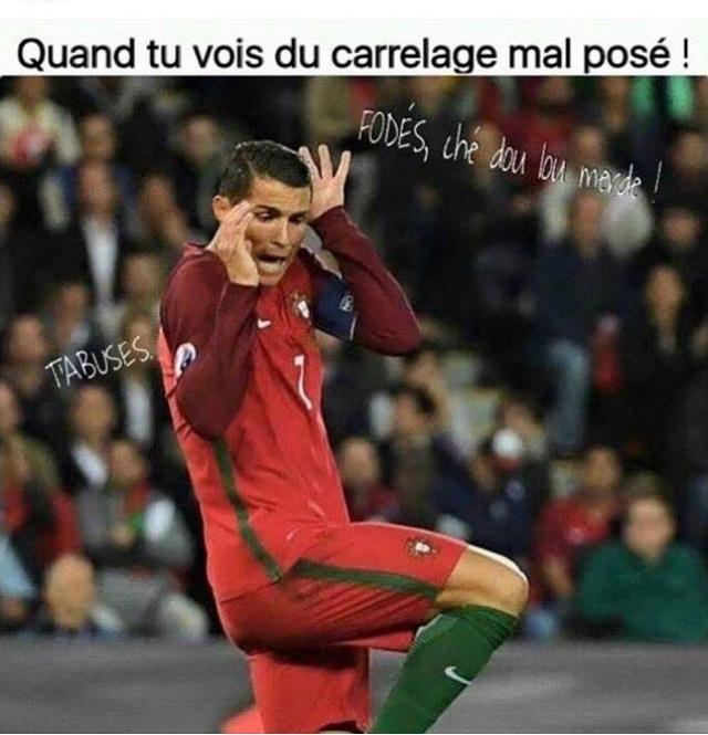 Viva le Portugal (Bizou aux rageux  - meme