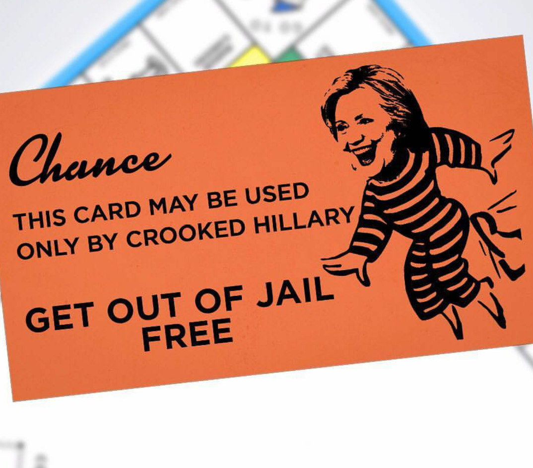 Crooked Hillary - meme