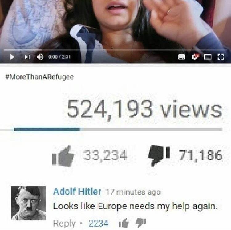 Hitler did nothing wrong - meme