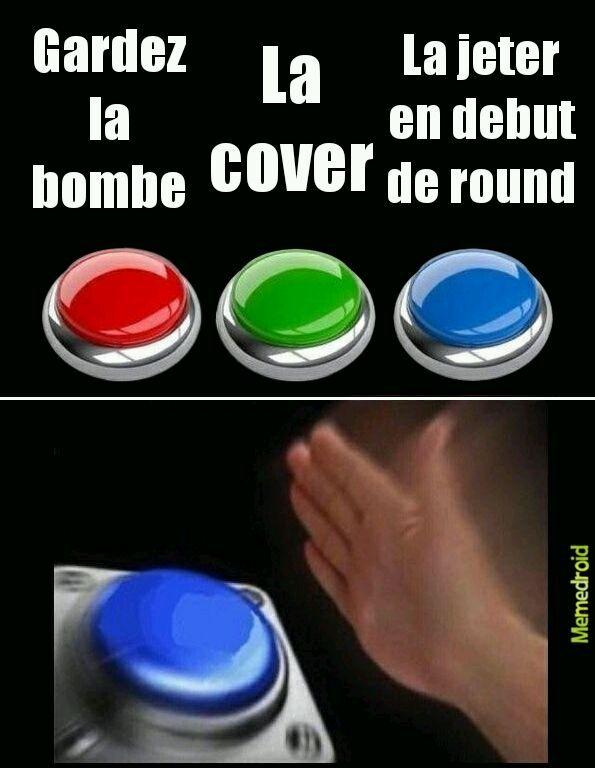 Les noobs sur CS:GO - meme