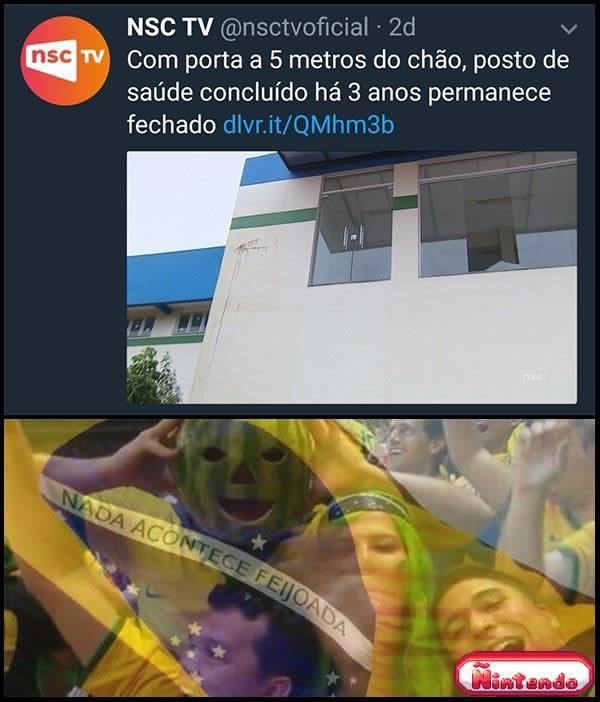 Brasil né - meme