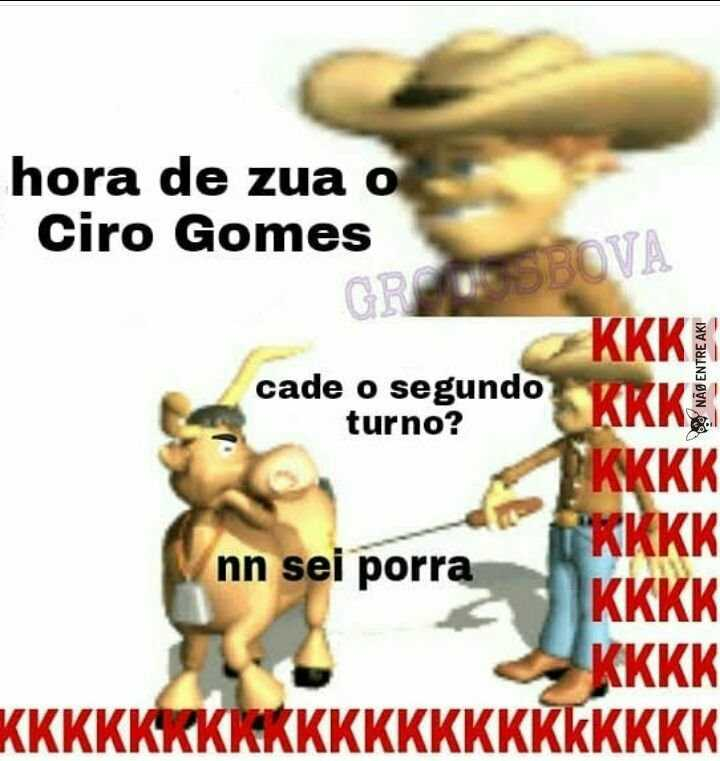 Ciro Gomes - meme