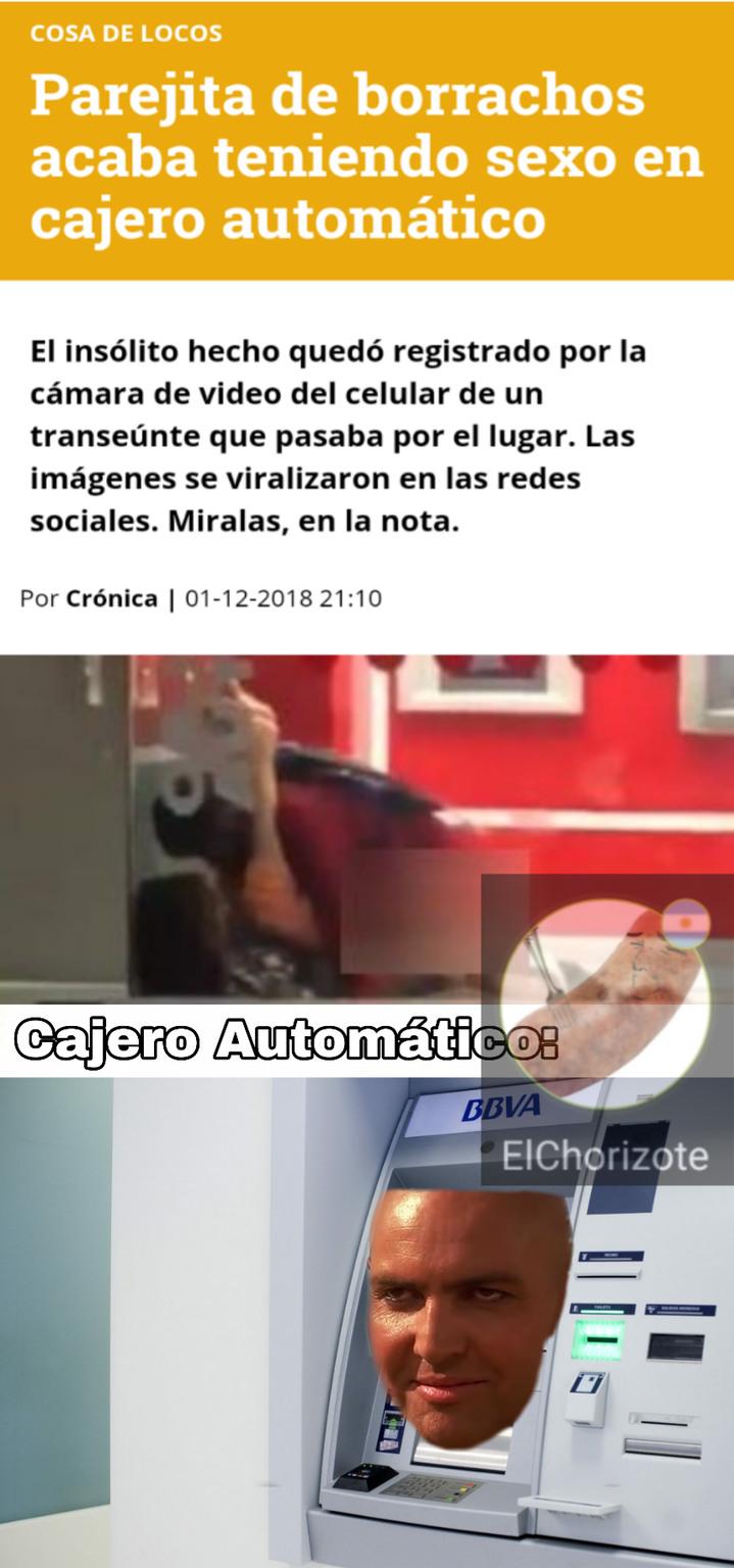 Exitante - meme