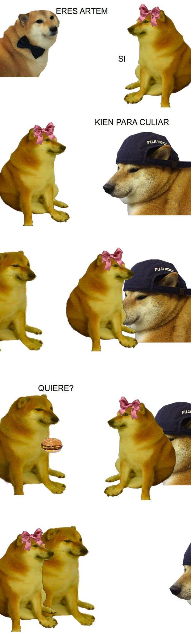 gramde cheems - meme