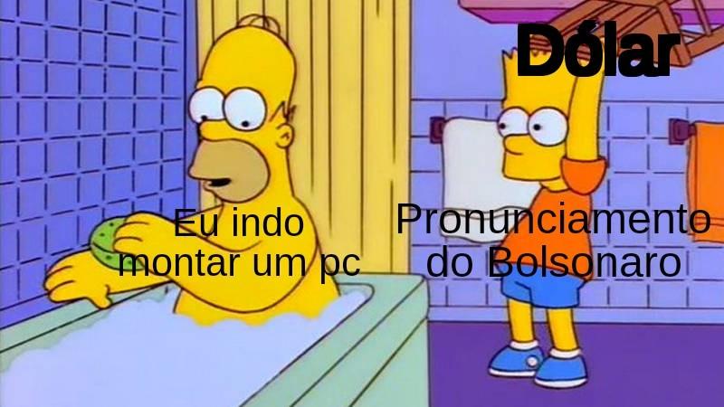 Tá hardware ser brasileiro - meme