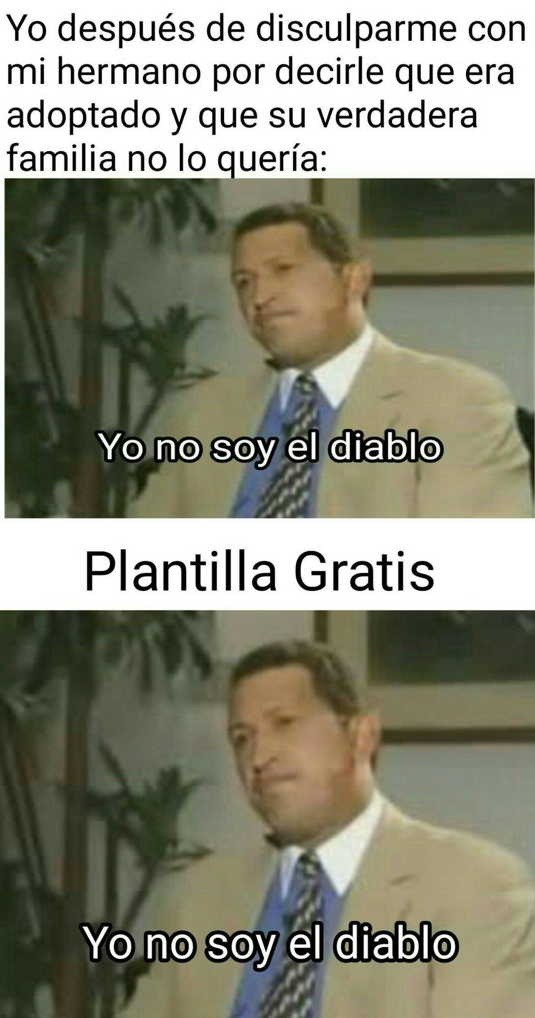 Es Chavez - meme