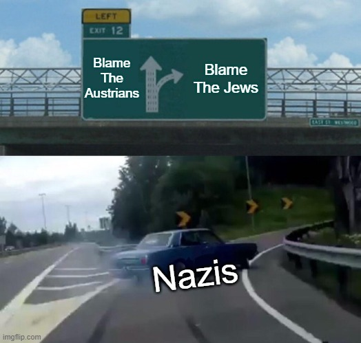 Nazis Be Like - meme