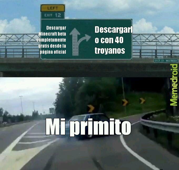 Maincra - meme