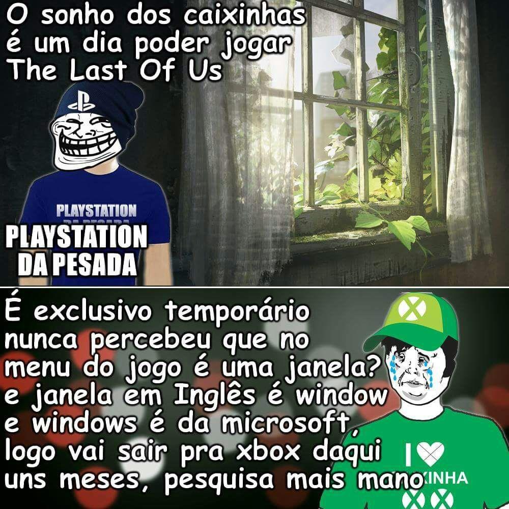 PlayStation da Depressão #2 - meme
