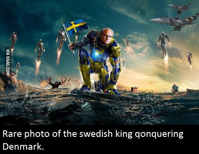 Denmark suck - meme