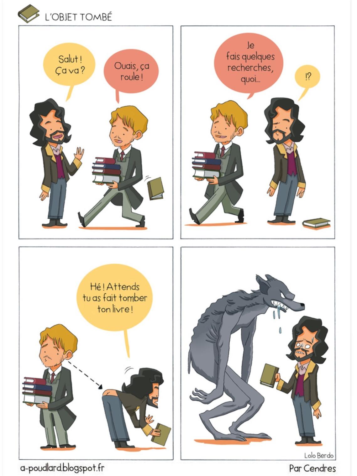 Severus le plombier - meme