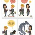 Severus le plombier