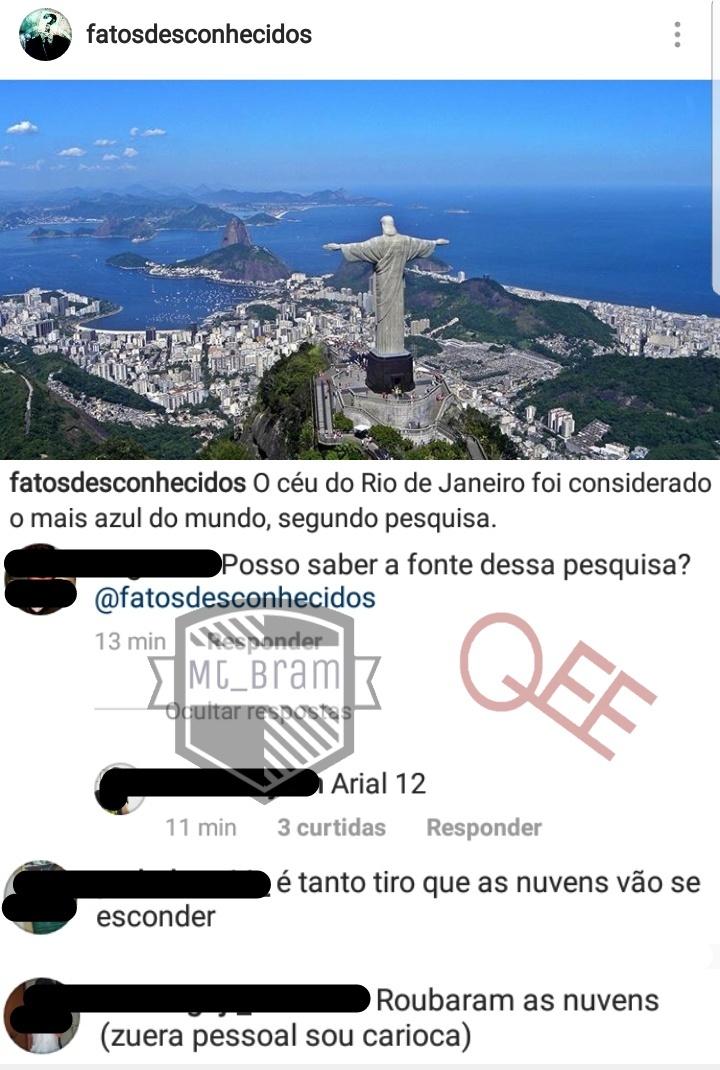 O melhor do Brasil é o brasileiro kkkkkkkk - meme